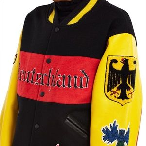Rare Opening Ceremony Germany Global Jacket